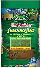 Scotts Turf Builder Seeding Soil 1 Cuft