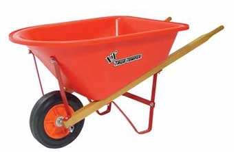 Lil True Temper Wheelbarrow