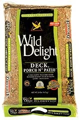 Wild Delight Wild Bird Food 20lb