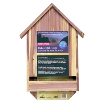 Heath Deluxe Aromatic Cedar Bat House