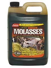Molasses Livestock Label 1gal