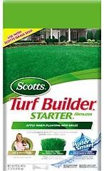 Scotts Turf Builder Starter Fertilizer