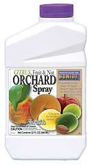 Bonide Citrus Fruit Nut Orchard Spray Concentrate Qt