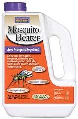 Bonide Mosquito Beater Repellent Granule Qt