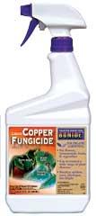 Bonide Copper Fungicide Rtu Qt