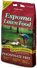 Espoma Lawn Food 40lb