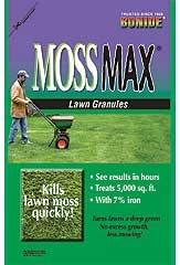 Bonide Moss Max Lawn Granules 5m