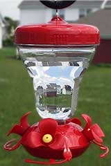 Perky-pet Magnolia Hummingbird Feeder