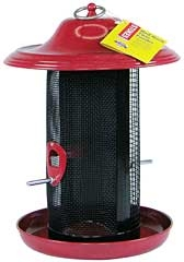 Stokes Red Rock Twin Bird Feeder