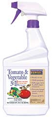Bonide Tomato & Vegetable 3-in-1 Rtu Qt
