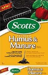 Scotts Premium Manure & Humus .75 Cuft