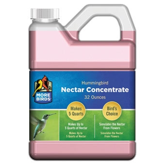 More Birds Hummingbird Nectar Concentrate 32 Oz