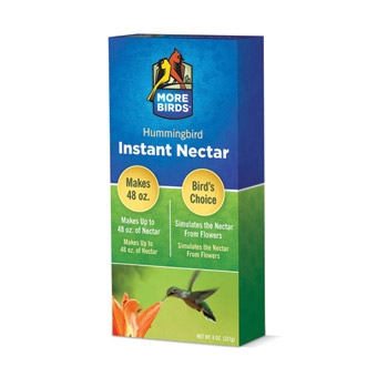 More Birds Hummingbird Instant Nectar 8 Oz Box