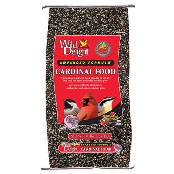 Wild Delight Adv Formula Cardinal Food 30 Lb