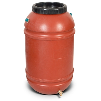 Epoch Solutions Rain Barrel Terracotta 55gal