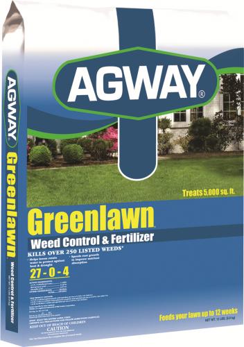 Agway Greenlawn Weed Control & Fertilizer 5m