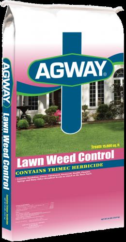 Agway Lawn Weed Control 15m