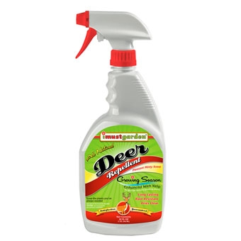I Must Garden All Natural Deer Repellent Minty Scent 32 Oz Rtu