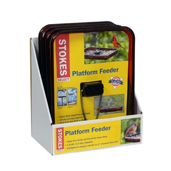Stokes Select Platform Feeder