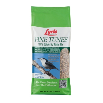 Lyric Fine Tunes Wild Bird Food 5 Lb