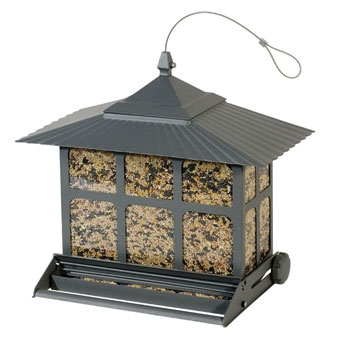 Perky Pet Squirrel-be-gone Ii Bird Feeder