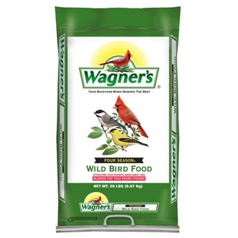 Wagner's Four Season Wild Bird Food 20 Lb