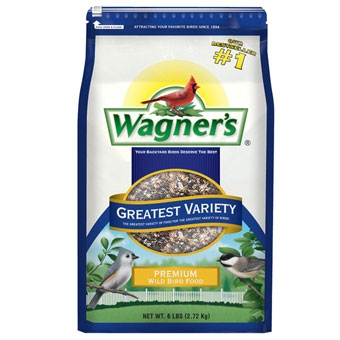 Wagner's Greatest Variety Premium Wild Bird Food 6 Lb