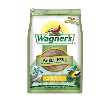 Wagner's Shell Free Premium Wild Bird Food 5 Lb