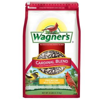 Wagner's Cardinal Blend Premium Wild Bird Food 6 Lb