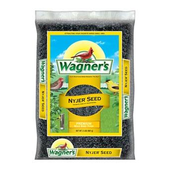 Wagner's Nyjer Seed Premium Wild Bird Food 2 Lb