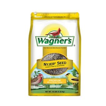 Wagner's Nyjer Seed Premium Wild Bird Food 10 Lb