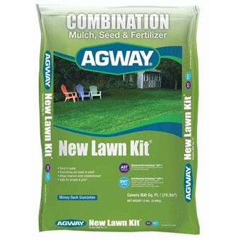 Agway New Lawn Kit 12 Lb