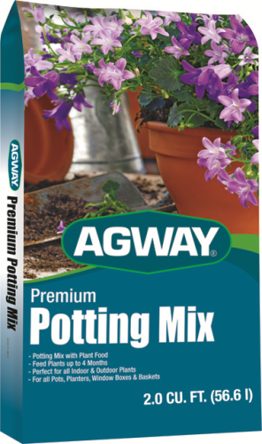 Agway Premium Potting Mix 2 Cf