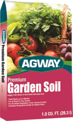 Agway Premium Garden Soil 1 Cf