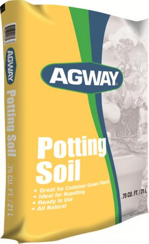 Agway Potting Soil .75 Cf