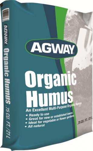 Agway Organic Humus .75 Cf