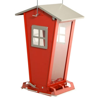 Audubon Snack Shack Squirrel-resistant Feeder