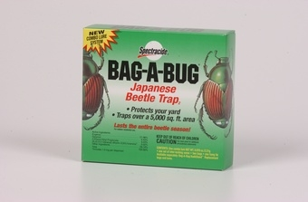 Spectracide Bag-a-bug Japanese Beetle Trap 6oz