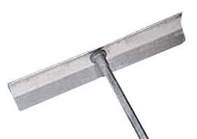 All Aluminum Roof Rake 15ft