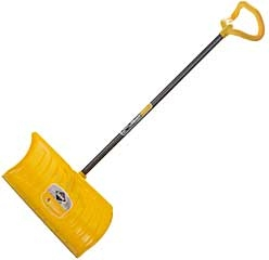 Garant Alpine Pusher Snow Shovel Poly Blade