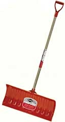 Garant Nordic Poly Pusher Snow Shovel