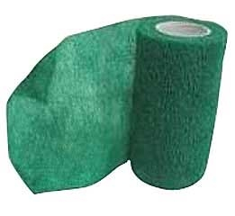 Wrap It Up Bandage Green 4in X 5yrds