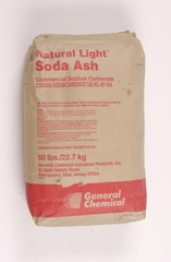 Light Soda Ash 50 Lb