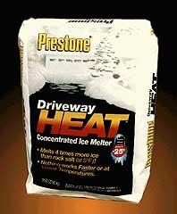 Prestone Driveway Heat Ice Melter 50 Lb