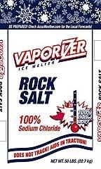 Vaporizer Rock Salt 50 Lb
