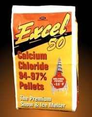 Calcium Chloride Pellet 50 Lb