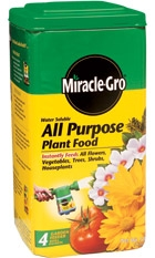 Miracle-gro Water Soluble All Purpose Plant Food 3lb