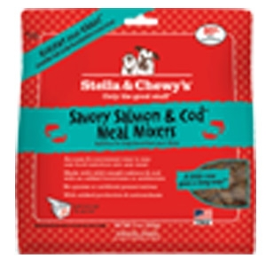 Stella & Chewy's Savory Salmon & Cod Meal Mixer