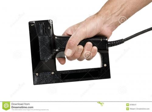 Stapler, Hand