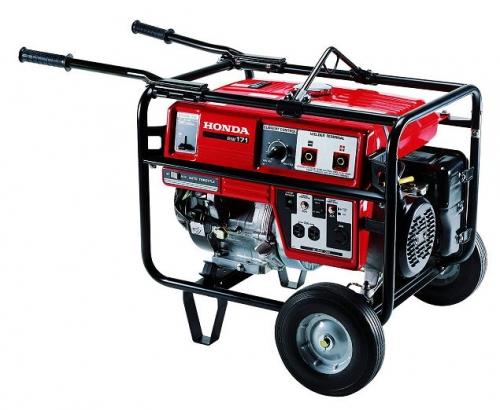 Welder, 170a/6kw Generator